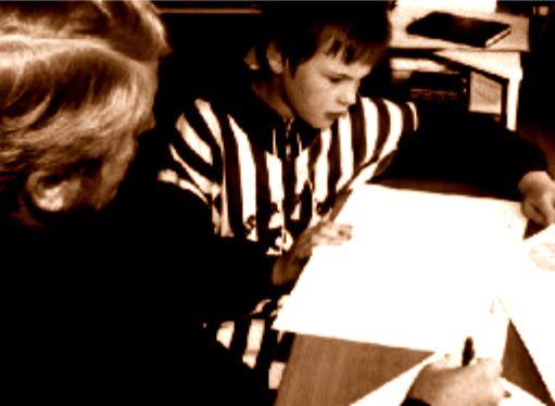 TEACHER TESTING STUDENT